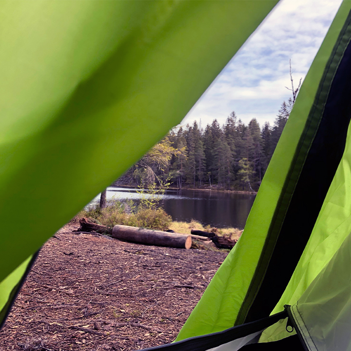 Camping in Oslo