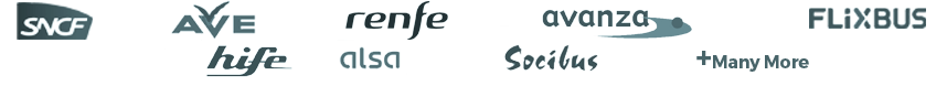 Trains logo strip Desktop spain